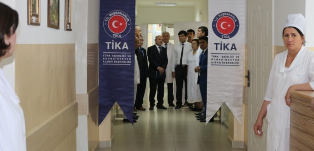 Theranostic Clinic of Avicenna Tajik State Medical University Renovated - 3