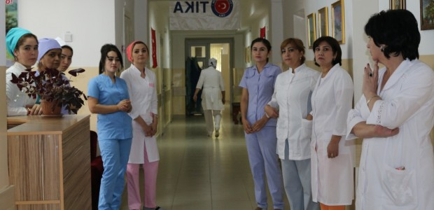 Theranostic Clinic of Avicenna Tajik State Medical University Renovated - 2