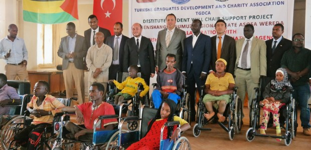 TIKA's Meaningful Assistance for Special People in Ethiopia - 4