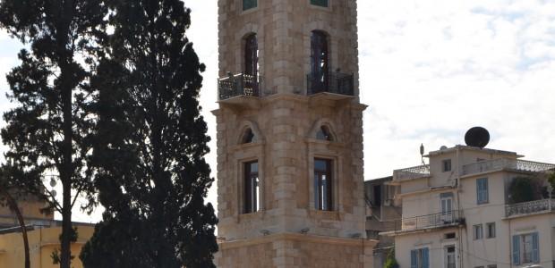 تيكا التركية تنجز ترميم برج الساعة الحميدية في لبنان - 1