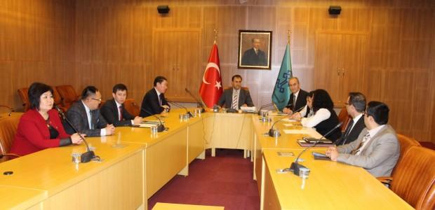 نقل التجربة  التركية في مجال المتاحف في تركيا الى موظفي وزارة الثقافة الكازخستانية - 3