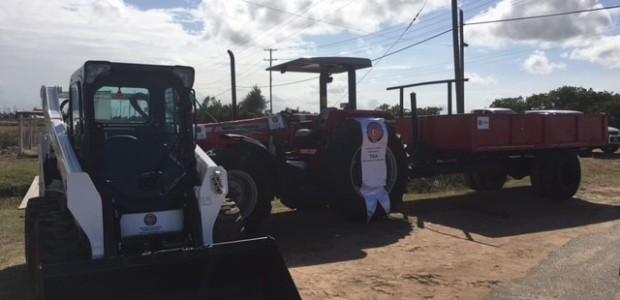 TIKA's Agricultural Assistance to Guyana - 1