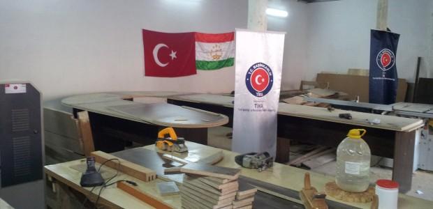 وكالة تيكا تدعم طاجيكستان بالمعدات التقنية - 1