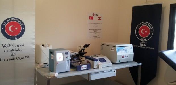 وكالة تيكا تدعم مركز صحي شعبي في لبنان - 1