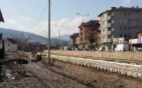 دعم وكالة تيكا للعوائل المتضررة من الفيضانات في نوفي بازار الصربية