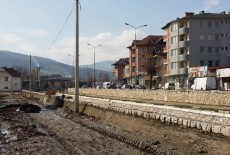TIKA assists flood victims in Novi Pazar, Serbia