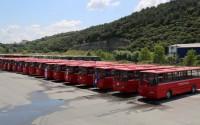 تيكا بالتعاون مع هيئة مواصلات اسطنبول تهدي حافلات النقل الى افريقا