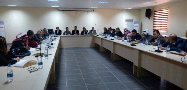 وكالة تيكا تقوم بنقل التجربة التركية في مجال الحكومات المحلية الى الاردن - 2