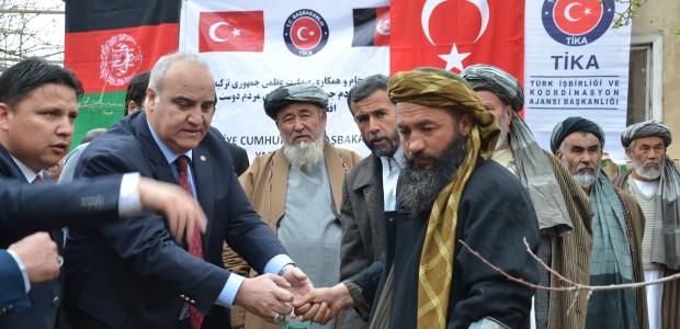 """""""تيكا"""" التركية توزع مساعدات إغاثية على العوائل المتضررة في افغانستان - 2"""