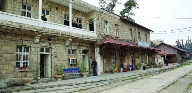 TİKA Ürdün'de Hicaz Demiryolu Müzesi Kuracak - 2
