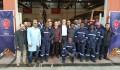ورشة تدريبية للوفد الفني الليبيري في مجال إدارة العمليات والصيانة لحافلات النقل  - 1