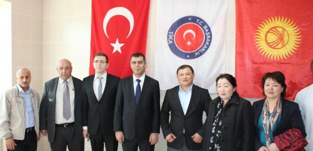 ترميم مستشفى قابان صوبانوف للامراض النسائية والاطفال في قيرغيزية  - 4