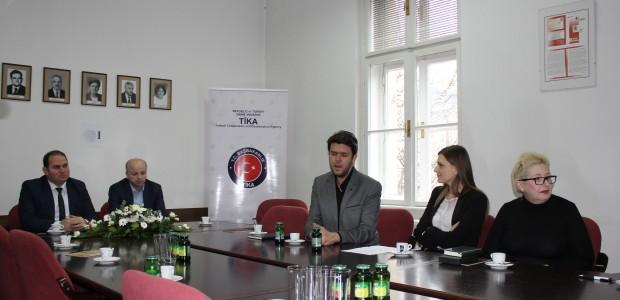 Poetry of Yunus Emre Translated into Bosnian Thanks to TİKA - 1