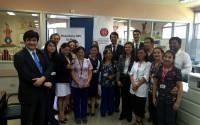 دعم تيكا بالمعدات الطبية لقسم الاطفال في مستشفى البينو في شيلي