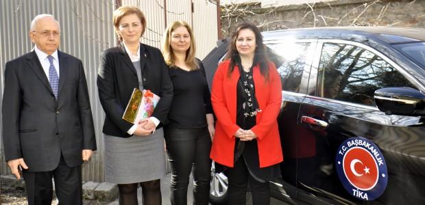 دعم من تيكا لمركز معالجة الاطفال ودعم الاسرة في المجر - 2