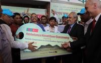 تيكا تواصل دعمها للقطاع الصحي في بنغلاديش