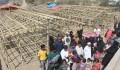 وكالة تيكا تقدم مواد ومساعدات إنسانية لمسلمي اراكان في نيبال  - 1