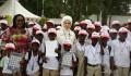امينة اردغان تحضر حفل تسليم اجهزة السمع من قبل وكالة تيكا لمؤسسة لوردينا  - 1