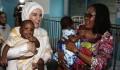 امينة اردغان تحضر حفل تسليم اجهزة السمع من قبل وكالة تيكا لمؤسسة لوردينا  - 2