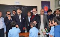 دعم التعليم في افغانستان