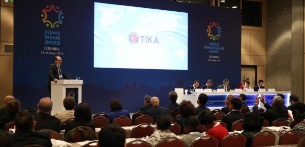 """نظمت تيكا ندوة تحت عنوان """"التنمية المستديمة في المساعدات الانسانية"""" - 1"""