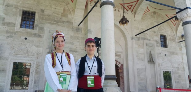 داود أغلو يفتتح جامع الفرهادية العثمانية في البوسنة والهرسك - 12