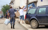 Turkish Aid Welcomed in Flood Hit Macedonia