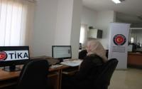 تدشين مختبر للحاسوب في جامعة القدس المفتوحة