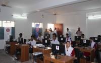 تأسيس شعبة رقمية في ثانوية مرشد العلم في بنغلاديش