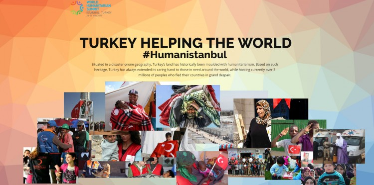 Turkey to Host the First Ever Humanitarian Summit