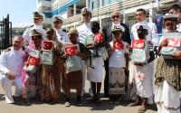"""""""تيكا"""" التركية ترسل مساعدات مدرسية إلى جيبوتي"""