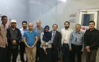 تيكا التركية تواصل مساهمتها للقطاع الصحي في السودان