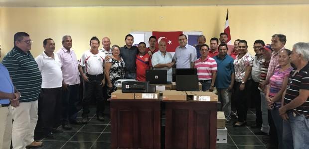 """""""تيكا"""" التركية تدعم كوستاريكا في إعادة الإعمار من إعصار """"أوتو"""" - 5"""