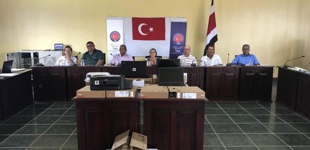 """""""تيكا"""" التركية تدعم كوستاريكا في إعادة الإعمار من إعصار """"أوتو"""" - 11"""