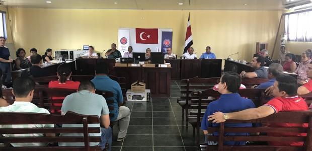 """""""تيكا"""" التركية تدعم كوستاريكا في إعادة الإعمار من إعصار """"أوتو"""" - 12"""
