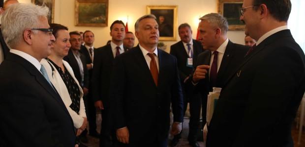 Macaristan Hükümeti Liyakat Nişanı TİKA Başkanı Dr. Serdar Çam'a Verildi  - 1