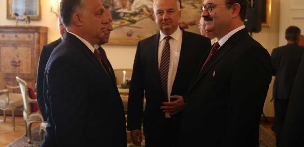 Macaristan Hükümeti Liyakat Nişanı TİKA Başkanı Dr. Serdar Çam'a Verildi  - 3