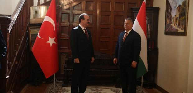 Macaristan Hükümeti Liyakat Nişanı TİKA Başkanı Dr. Serdar Çam'a Verildi  - 4