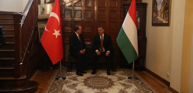 Macaristan Hükümeti Liyakat Nişanı TİKA Başkanı Dr. Serdar Çam'a Verildi  - 5