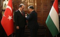Hungary Confers Medal to TİKA President