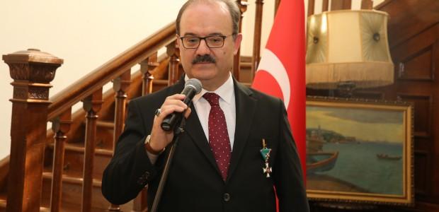 Macaristan Hükümeti Liyakat Nişanı TİKA Başkanı Dr. Serdar Çam'a Verildi  - 12