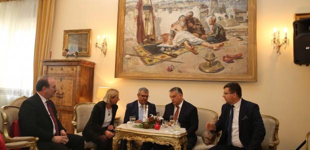 Macaristan Hükümeti Liyakat Nişanı TİKA Başkanı Dr. Serdar Çam'a Verildi  - 14