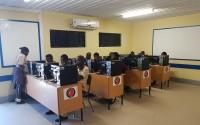 تدشين مختبرا للحاسوب من قبل تيكا التركية في العاصمة الناميبية