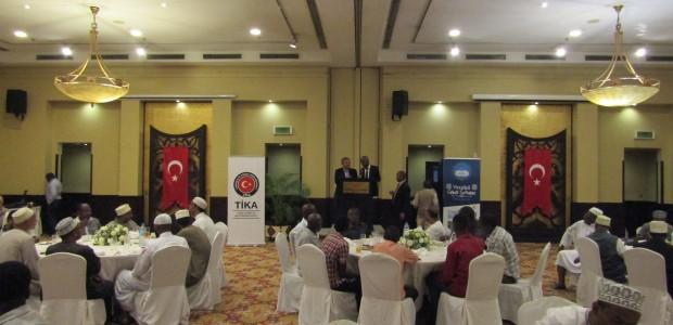 تيكا التركية تنظم مأدبتي إفطار في تنزانيا وبنغلاديش - 2