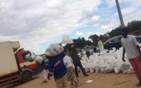 تيكا التركية توزع مساعدات على متضرري السيول في زيمبابوي