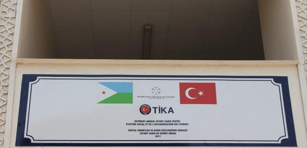 """تيكا التركية تفتتح مركز يحمل اسم أحد شهداء """"15 تموز"""" في جيبوتي  - 2"""