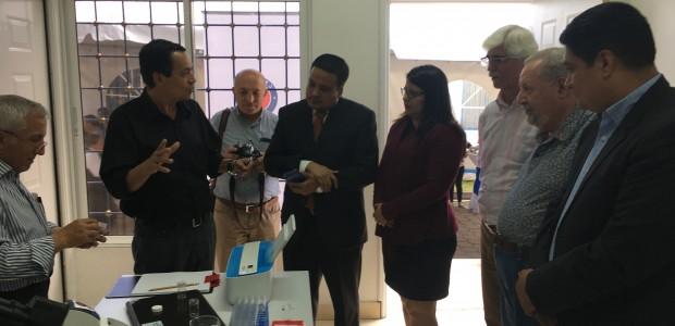 """""""تيكا"""" التركية تفتتح مختبرا بيولوجيا في هندوراس - 4"""