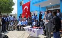 افتتاح مقر اتحاد نقابات عمال الصومال بتمويل تيكا التركية
