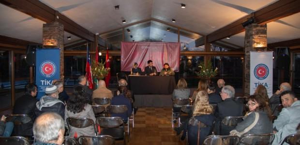 """وفد تيكا التركية يجري جولة إغاثية لجالية """"بلاد الشام"""" في تشيلي - 4"""