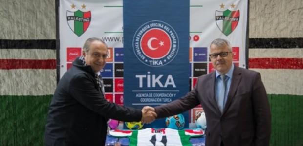 """وفد تيكا التركية يجري جولة إغاثية لجالية """"بلاد الشام"""" في تشيلي - 7"""